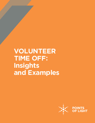 Volunteer Time Off: Insights and Examples