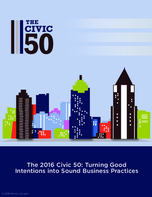 The Civic 50 Report: 2016