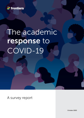 The Academic Response to COVID-19 | Chantelle Rijs and Frederick Fenter | Front. Public Health 8, 28 October 2020