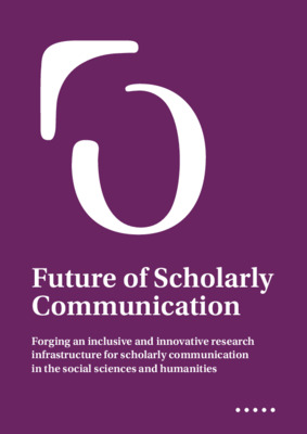 Avanço, Karla et al. Future of Scholarly Communication . Forging an inclusive and innovative research infrastructure for scholarly communication in Social Sciences and Humanities. Research Report. OPERAS.  (2021, June 29).