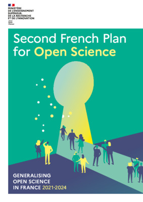 Ministry of Higher Education, Research and Innovation. Second French Plan for Open Science.   Generalizing open science in France 2021-2024. Paris, France. July, (2021).