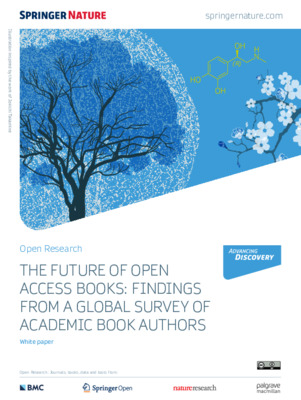 The Future of Open Access Books: Findings from a global survey of academic book authors | Ros Pyne  et al. | June, 2019