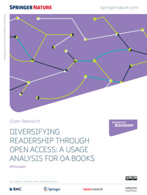 Diversifying Readership through Open Access: A Usage Analysis for OA Books  | Ros Pyne  et al. | Springer Nature & COARD, September, 2020