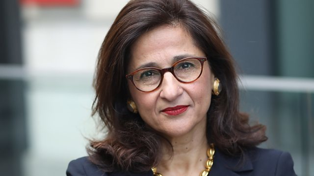 Dame Minouche Shafik on experts