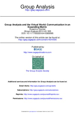 Group Analysis-2010-Vosmer-505-22