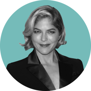 Go to the profile of Selma Blair