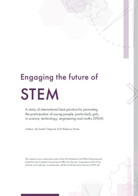 Engaging the future of STEM