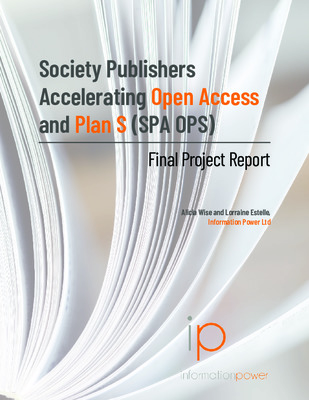 Business models for OA publishing