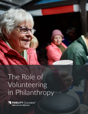 The Role of Volunteering in Philanthropy