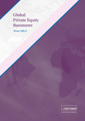 Global Private Equity Barometer, Winter 2020-21
