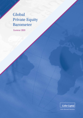Coller Capital's Summer 2020 Global Private Equity Barometer