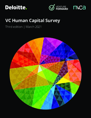 VC Human Capital Survey, March 2021