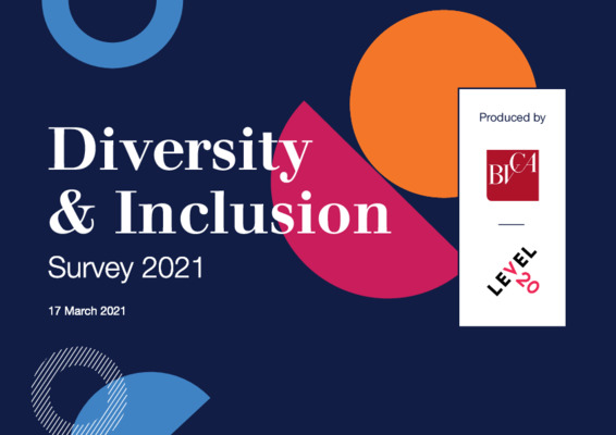 BVCA and Level 20's Diversity and Inclusion Report 2021