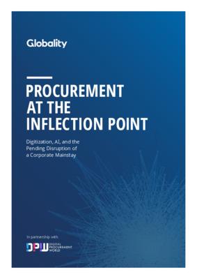 DPW Survey: Procurement at the Inflection Point