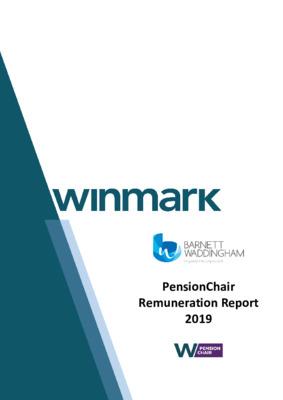 PensionChair Remuneration Report 2019