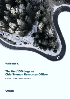 The first 100 days as CHRO