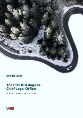 The First 100 days as Chief Legal Officer