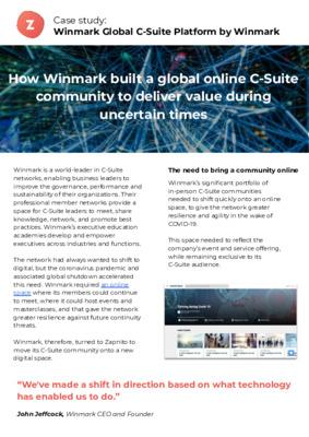 Winmark Case Study