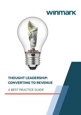 Thought Leadership: a best practice guide