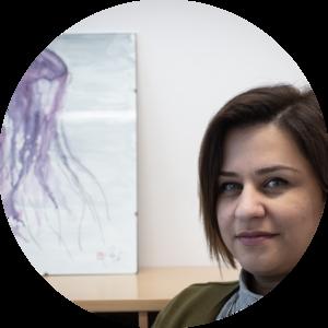 Go to the profile of Jamileh Javidpour