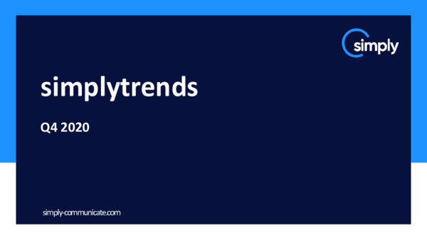 A winter of discontent? Q42020 simplytrends