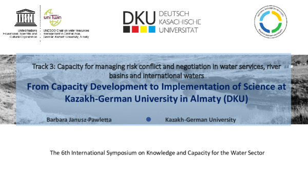 2020_05_27_6th International Symposium on Knowledge and Capacity for the Water Sector_DKU