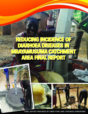 REDUCING INCIDENCE OF DIARHOEA DISEASES IN MBAYAMUSUMA CATCHMENT AREA FINAL REPORT-1
