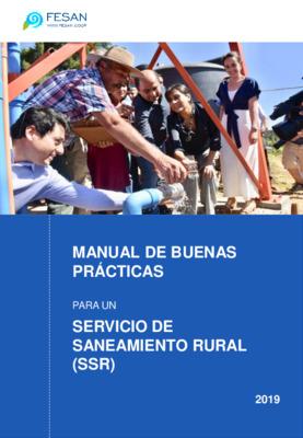 Manual Buenas Practicas AP y Saneamiento Rural FESAN 2019