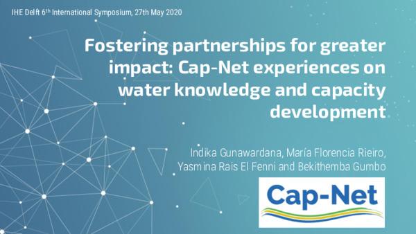 Fostering partnerships for greater impact - Gunawardana and Rieiro - Presentation