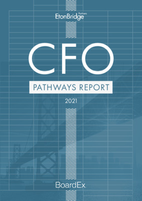 CFO Pathways Report 2021