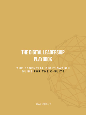 Digital Leadership Playbook (Pre-release edition)