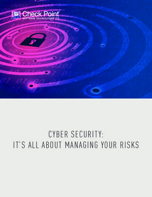 Cyber Security It's All About Managing Risk