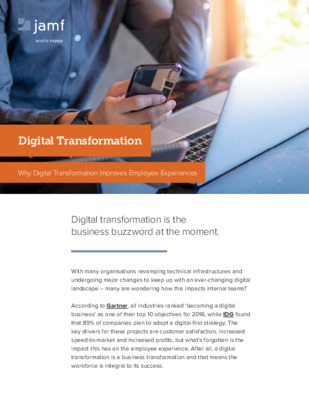 Why Digital Transformation Improves The Employee Experience