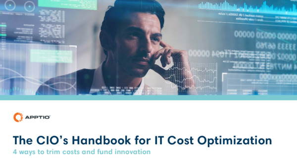 The CIO's Handbook for IT Cost Optimization