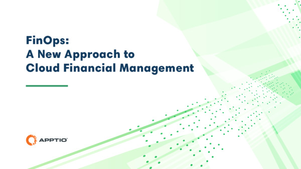FinOps- A New Approach to Cloud Financial Management