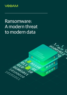 Ransomware: A Modern Threat To Modern Data