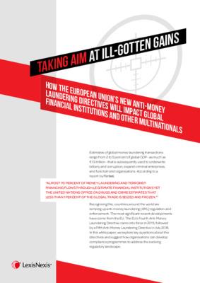 EU 5th Anti-Money Laundering Directive