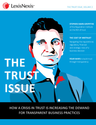 The trust issue