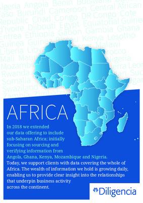 Diligencia Africa
