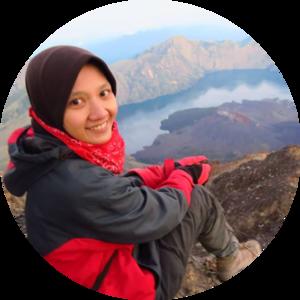 Go to the profile of Rahayu Oktaviani