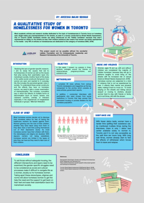 Summer 1 - Research Poster