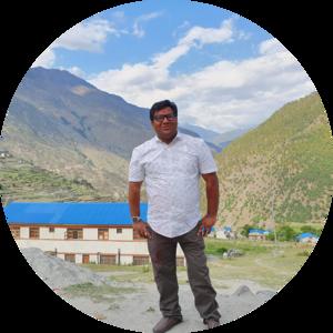 Go to the profile of Krishna Gahatraj