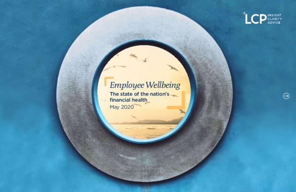 Employee financial wellbeing report 2020