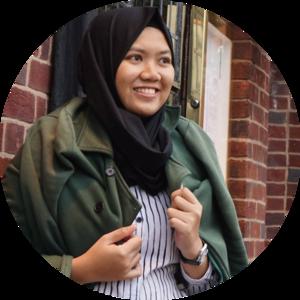 Go to the profile of Irhamna Putri