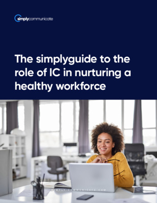 The simplyguide to the role of IC in nurturing a healthy workforce