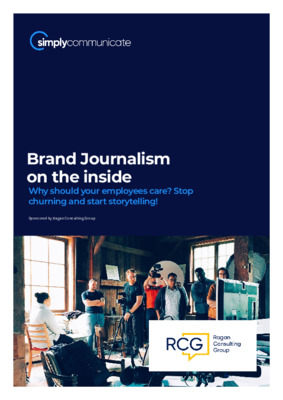 Brand Journalism on the inside