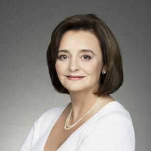 Go to the profile of Cherie Blair