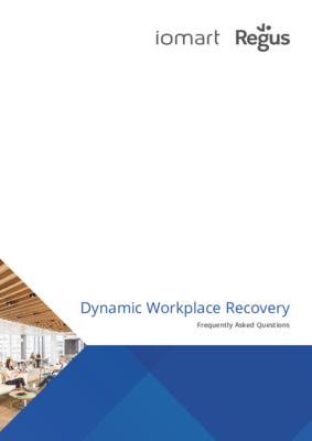 Dynamic Workplace Recovery