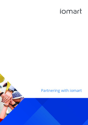 Partnering with iomart