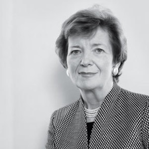 Go to the profile of Mary Robinson